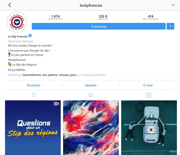 Comment rédiger sa biographie sur son profil Instagram ?