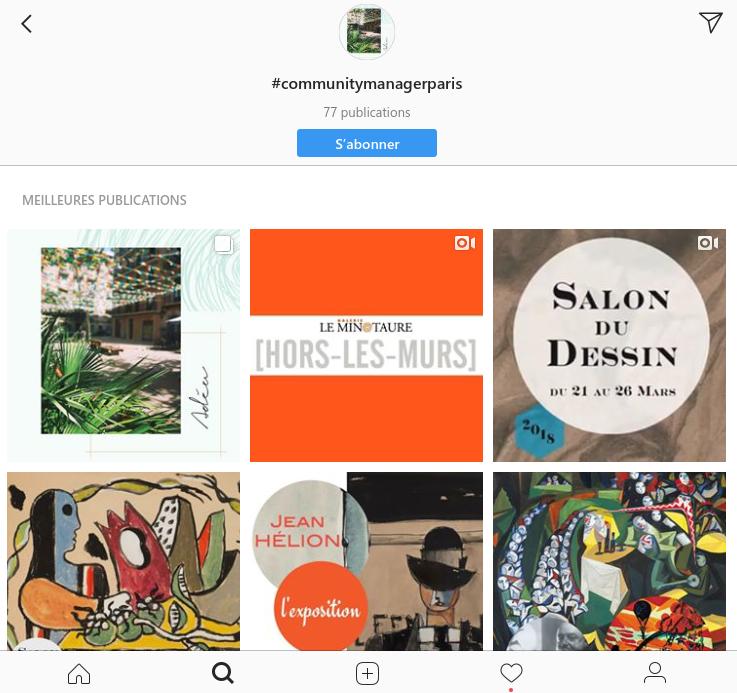 Comment choisir les meilleurs hashtags pour votre compte Instagram ?